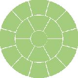 Paving Circles & Shapes