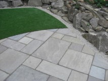 Historical Tumbled Paving