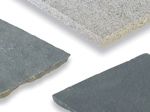 Blue, Black & Grey Paving