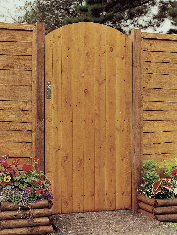 Grange Side Entry Arch Gate Sale On Garden Gates At Lsd