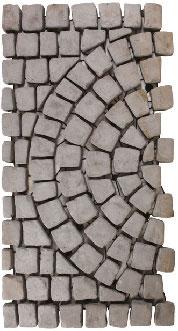 Bradstone Carpet Stones Cobble Charcoal Sale On Paving