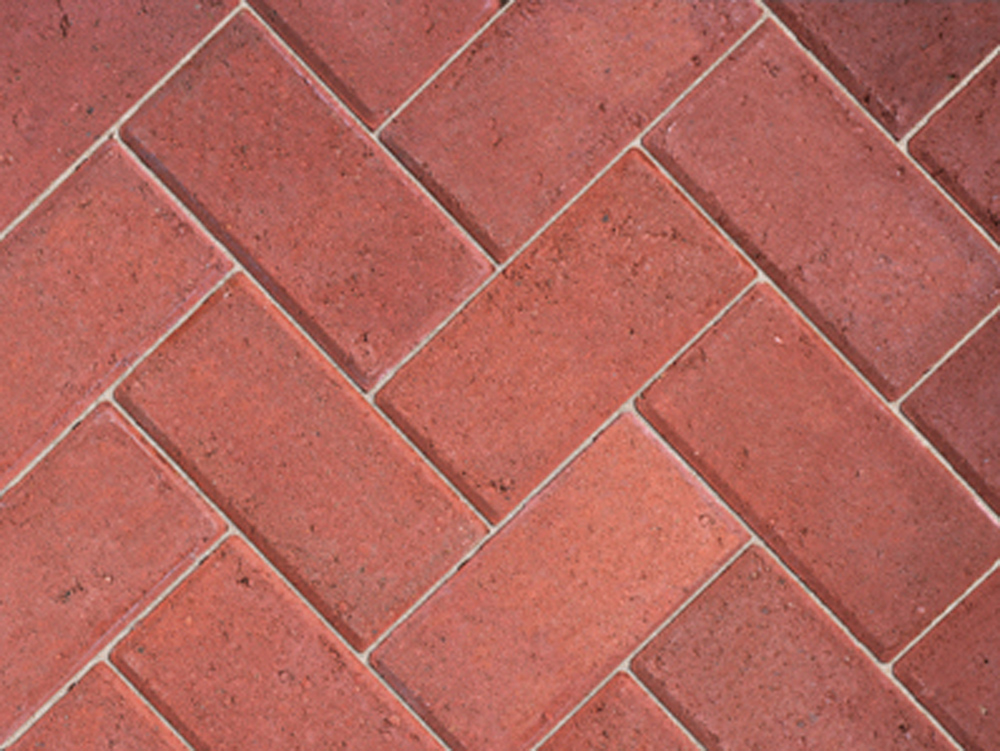 Red Paving Stones : Bradstone block paving driveway red mm buy