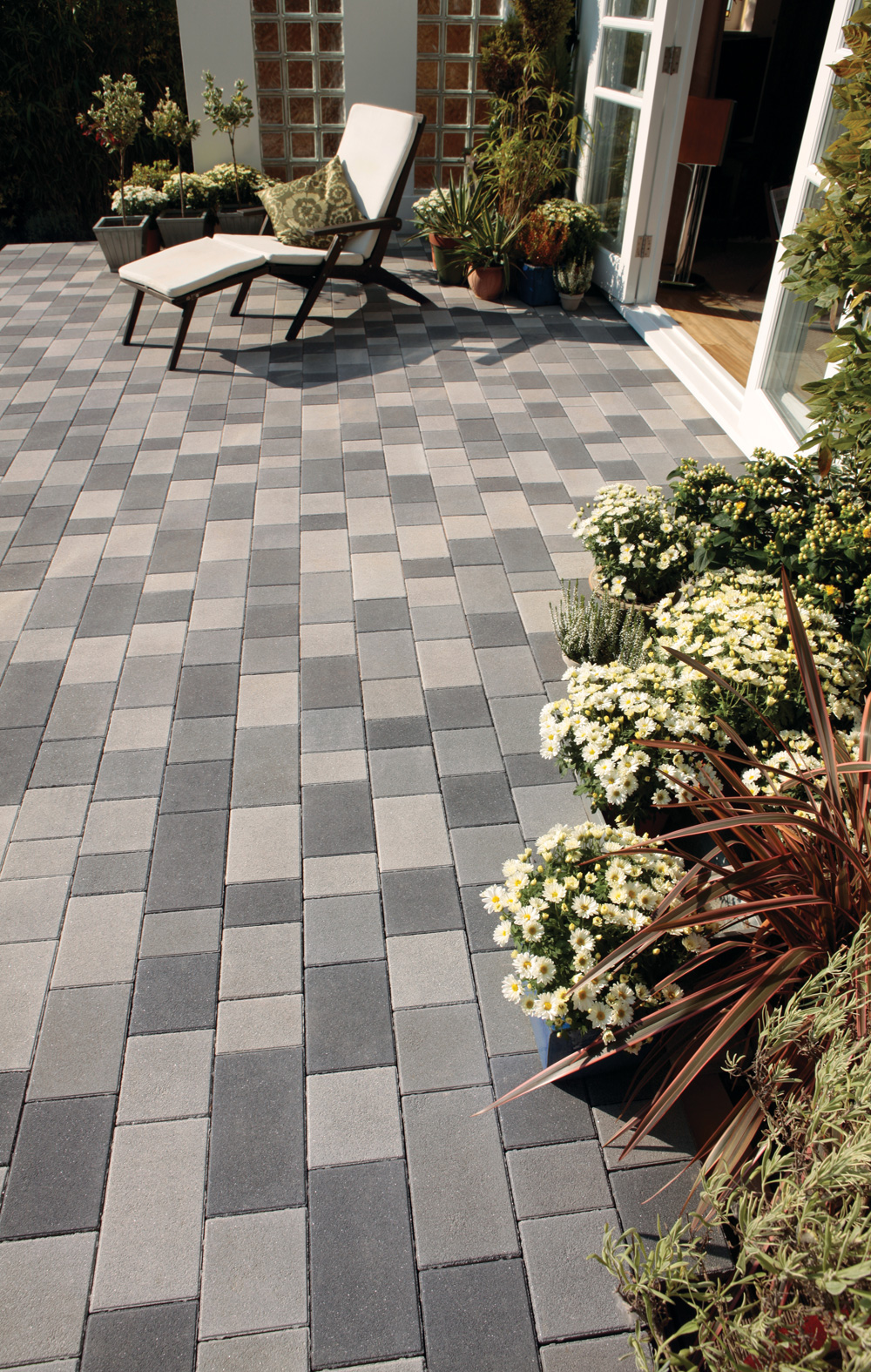 Patio Paver Patterns 2 Sizes Paving Patterns 4 Sizes