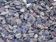 Blue Slate Chippings - 20mm