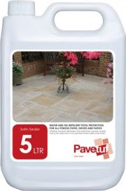 Pavetuf - Specialist Sealants - Satin Sealer - 5ltr