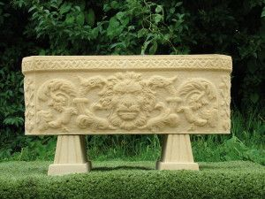 Wearne Stone Trough