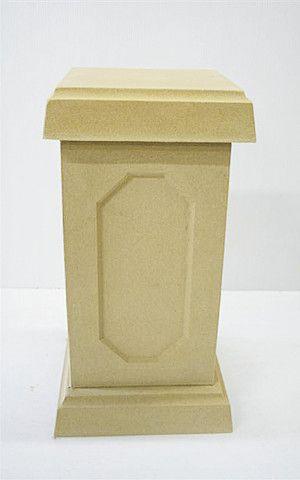 Square Pier Stone Plinth