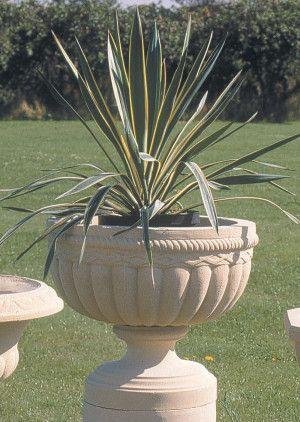 Abbey Stone Vase