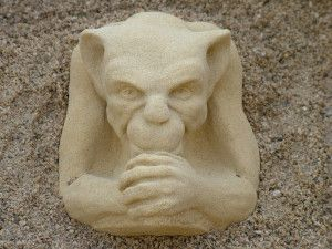 Stone Church Gargoyle