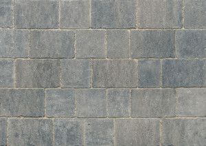 Stonemarket - Trident Paviors - Grey - Patio Pack