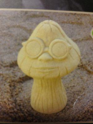 Small Stone Mushroom