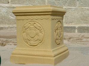 Yorkshire Stone Pedestal
