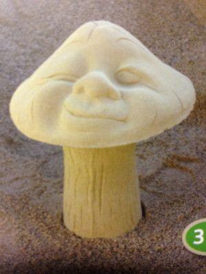 Large Stone Mushroom