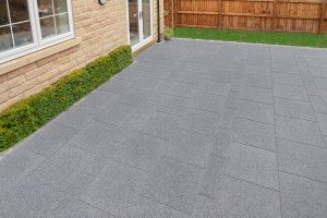 Marshalls - Argent Paving - Luna - Smooth - Pressed Concrete - Single Sizes