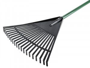Faithfull Essentials Plastic Leaf Rake