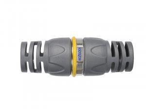 Hozelock 2043 Pro Metal Hose Repair Connector 12.5mm (1/2in)