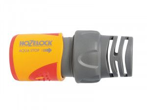 Hozelock 2065 Aqua Stop Hose Connector for 19mm (3/4 in) Hose