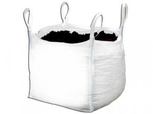 Topsoil - Double Screened - Bulk Bag (approx 950kg)