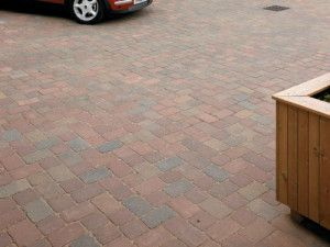 Bradstone - Woburn Rumbled Block Paving - Rustic - Single Sizes
