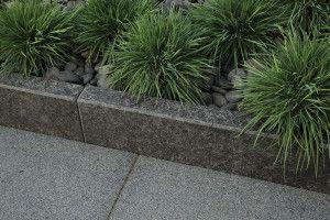 Stonemarket - Arctic Granite - Edging - Midnight - 900 x 150mm
