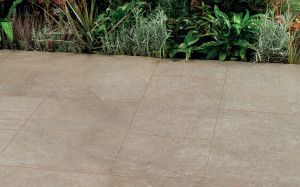 Bradstone - Arenaria Vitrified Collection - Cream - Patio Pack