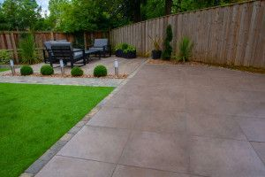 Marshalls - Arrento Vitrified Paving - Bronze - Project Pack