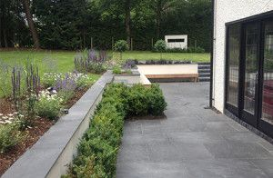Natural Paving - Premiastone - Slate - Black - Single Sizes