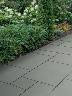 Bradstone - Halus Porcelain Collection - Grey - Patio Pack