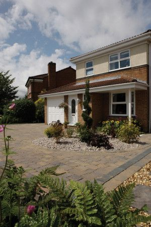 Bradstone - Block Paving - Monksbridge - Croft - Mixed Pack