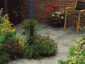 Bradstone - Old Riven - Autumn Silver - Patio Pack