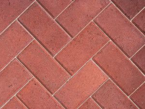 Bradstone - Block Paving - Driveway - Red - 200 x 100mm