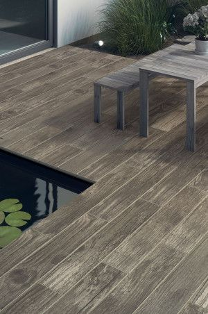 Bradstone - Madera Antigua Porcelain - Oak - 900 x 150mm