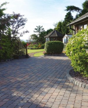 Bradstone - Block Paving - Monksbridge - Royale - Mixed Pack