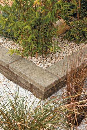 Bradstone - Old Town Walling - Grey Green - Coping