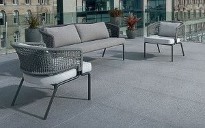 Bradstone - Pauta Porcelain Collection - Mild Grey - Single Sizes