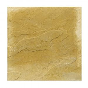 Bradstone - Peak Riven Paving Slabs - Buff - Single Sizes