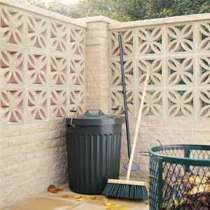 Bradstone - Walling - Screen Walling - Leaf - 290 x 290