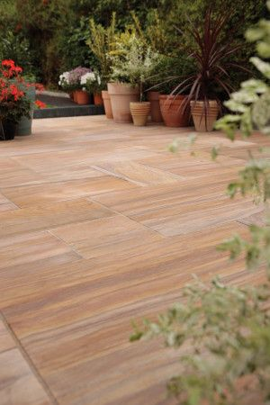 Bradstone - Smooth Natural Sandstone - Rainbow - Patio Kit