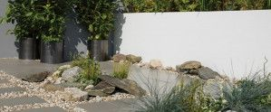 Bradstone - Smooth Natural Sandstone - Silver Grey - Patio Kit