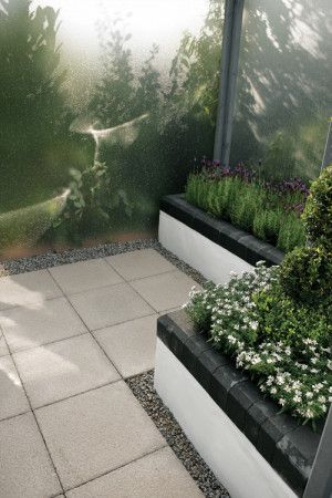 Bradstone - Textured Paving - Buff