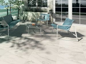Bradstone - Tordillo Porcelain Collection - White - Single Sizes