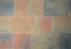 Bradstone - Woburn Original Block Paving - Autumn - Single Sizes