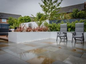 Brockstone Landscape Construction Photo Avant Garde Silver
