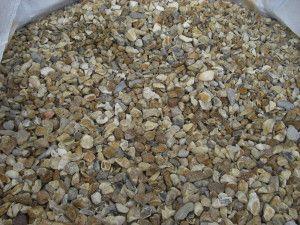Solent Gold - Beach Pebbles - 20mm