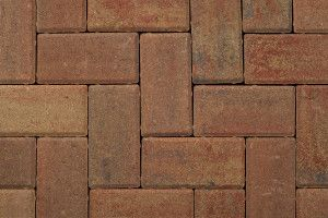 Castacrete - Driveway Block Paving - Autumn Mix - 200 x 100mm
