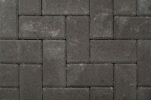 Castacrete - Driveway Block Paving - Charcoal - 200 x 100mm