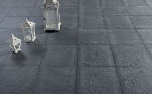 Castacrete - Italian Porcelain Collection - Castello Collection - Anthracite - 600 x 600mm
