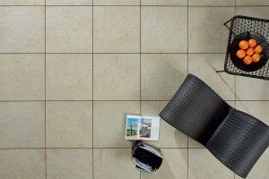 Castacrete - Italian Porcelain Collection - Castello Collection - Beige - 600 x 600mm