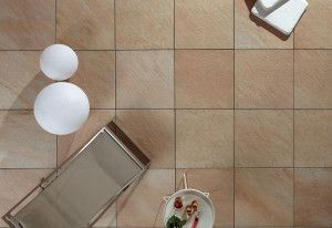 Castacrete - Italian Porcelain Collection - Colosseo Collection - Gialla - 600 x 600mm