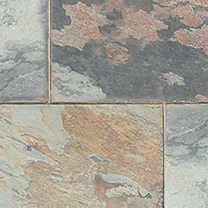 Natural Paving - Premiastone - Slate - Copper - Single Sizes